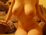 Nude Pussy with Big Boobs Naked on Camera