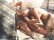 Amateur Couple at Beach Voyeur Oral Sex