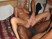 Wife Anal Sex with Black Men