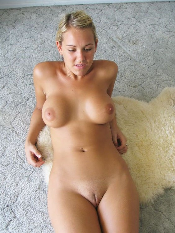 Blonde Mature Naked