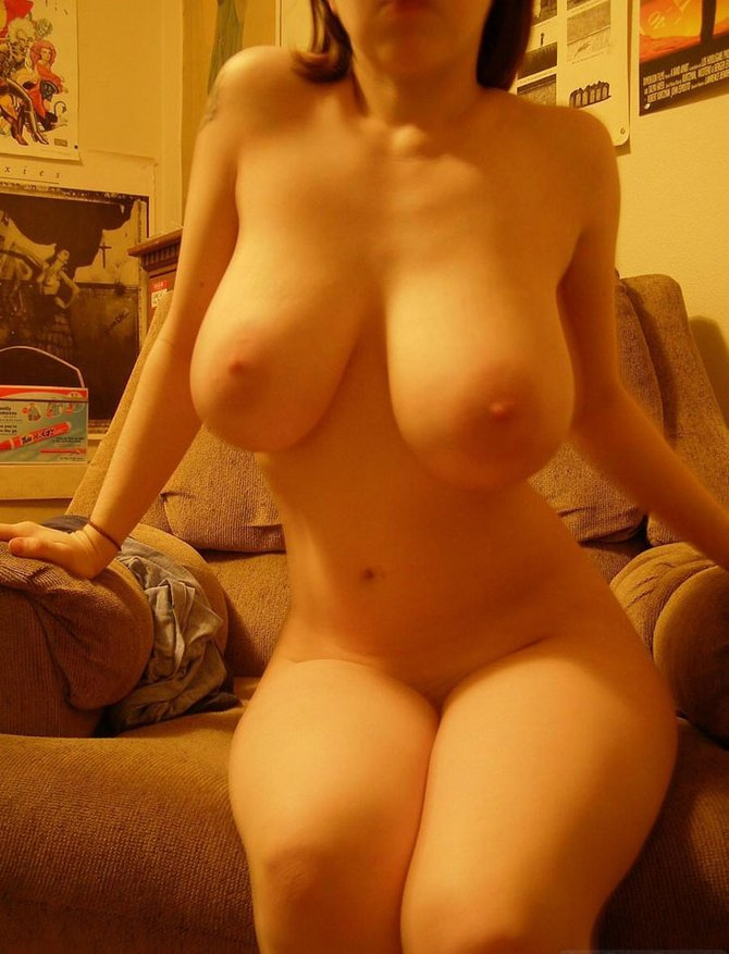 You big mature tits homemade