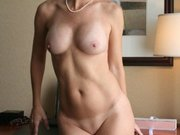 Beautiful Blonde Mature Pussy Showing Naked