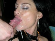 Orgy Sex Party Wife Cummed on Her Face