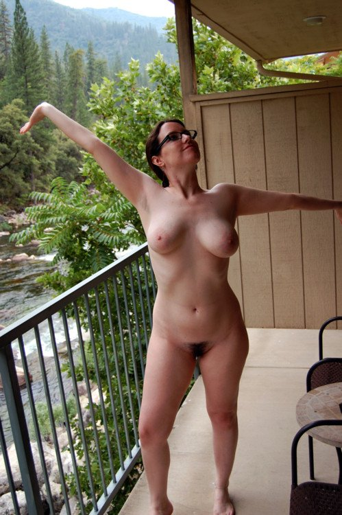 wife nude hairy