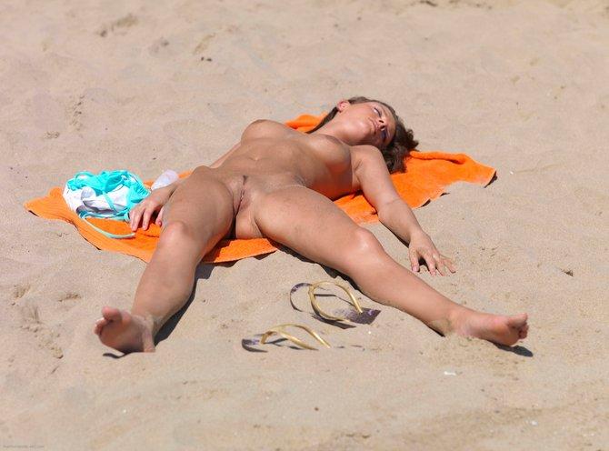 amateur pussy beach