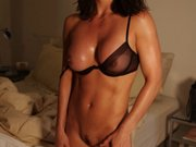 Mature Wife Awesome Nude Body and Nice Tits