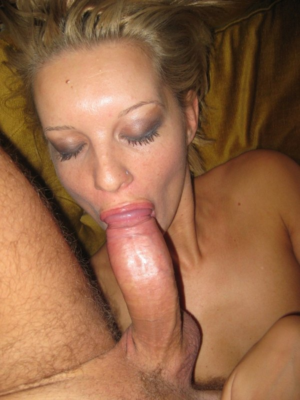 mature sucking big dick - Mature Blonde Gives Oral Sex to Big Dick